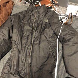 Men's medium north face jacket